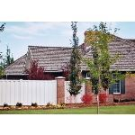 Country Estate Fence, Deck and Railing - Melbourne IIa - High Velocity Hurricane Zone Fencing HVHZ