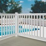 Country Estate Fence, Deck and Railing - Country Estate Vinyl Railing