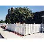 Country Estate Fence, Deck and Railing - Hannibal Vinyl Picket Fence