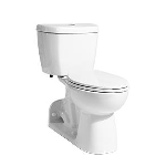 Niagara Conservation - A - Stealth® Rear Outlet - 0.8 GPF Toilet Elongated