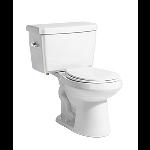 Niagara Conservation - EcoLogic™ 1.6 GPF Toilet - Round