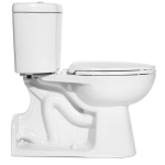 "Niagara Conservation - The Original Stealth - 0.95 GPF Single Flush 4"" Elongated Toilet"