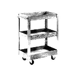 Putnam Rolling Ladder Co., Inc. - Library Cart No. 327