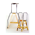 Putnam Rolling Ladder Co., Inc. - 6H Series Platform Ladders