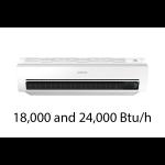 Samsung HVAC - CAC -40° Wall Units