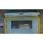 RollSeal (A division of HH Technologies) - Car Wash Facilities - Overhead Rapid Coiling Fabric Doors