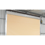 RollSeal (A division of HH Technologies) - Climate Control and Pharmaceutical - Overhead Rapid Coiling Fabric Doors