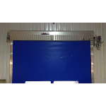 RollSeal (A division of HH Technologies) - Cold Storage - Overhead Rapid Coiling Fabric Doors