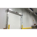 RollSeal (A division of HH Technologies) - Food Processing - Overhead Rapid Coiling Fabric Doors