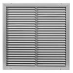 Tamarack Technologies, Inc. - 12″ X 12″ White Slotted Ceiling Grille