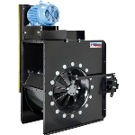 Chicago Blower Corporation - Airfoil Fans - SQA Airfoil Centrifugal