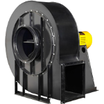 Chicago Blower Corporation - Industrial Exhauster - Direct Drive Industrial Fan