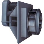 Chicago Blower Corporation - Design 44 SQA Plug Fan