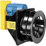 Chicago Blower Corporation - Design 70 High Efficiency Plug Fan