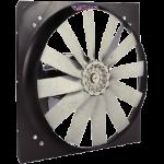 Chicago Blower Corporation - Design 37 Direct Drive Panel Fan