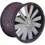 Chicago Blower Corporation - Design 37 Direct Drive Tube Axial Fan