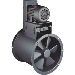 Chicago Blower Corporation - Design 34 Fixed Pitch Vane Axial Fan
