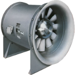 Chicago Blower Corporation - Design 47 Adjustable Pitch Vane Axial Fan