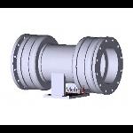 Metraflex - MC Dual Bellows Metal Expansion Joint
