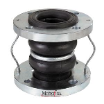 Metraflex - The Double Cablesphere Rubber Expansion Joint/Pump Connector