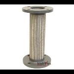 Metraflex - MLP Flanged Flexible Metal Hose/Pump Connector