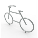 Huntco Site Furnishings - The Velo Bike Rack