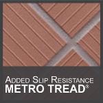 Metropolitan Ceramics by Ironrock - Metro Tread® Unglazed Quarry Tile