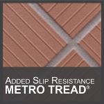 Metropolitan Ceramics by Ironrock - Metro Tread® Unglazed Quarry Tile