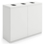 Haworth - X Series - Recycling Stations