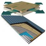 Hunter Panels - Hunter Engineered Cool Vent Roofing Insulation Panels