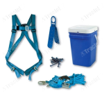 Tractel - N0825S HD Roofing System Fall Protection Kit Height Safety