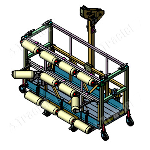 Tractel - Windbasket Workcage