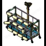 Tractel - Windbasket Workcage