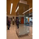 Pilkington North America - Mirropane™ One-Way Mirror Glass