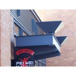 Industrial Louvers, Inc. - Custom Architectural Metal Products