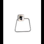 GAMCO - 76787 Surface-Mounted Towel Ring (Satin)