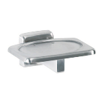 GAMCO - 7680 Surface-Mounted Soap Dish (Bright)