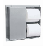 GAMCO - TTD-7 Partition-Mounted Dual-Sided Multi-Roll Toilet Tissue Dispenser