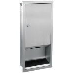 GAMCO - TD-3 Recessed Towel Dispenser