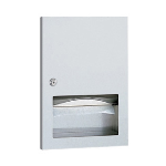 GAMCO - TD-6F Coverall Recessed Towel Dispenser
