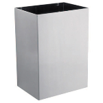 GAMCO - WR-14 Surface-Mounted Waste Receptacle, 12 gal. (45.4 L)
