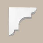 Fypon LLC - Bracket 13X13X3-1/2 Smooth