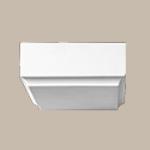 Fypon LLC - Dentil Block 2X5X6 Smooth