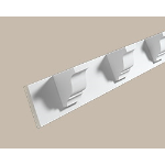 Fypon LLC - Moulding Dentil 6-1/2X7-1/2X96 Smooth