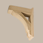 Fypon LLC - Bracket 13-1/2X30X7-1/2 Wood Grain