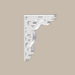 Fypon LLC - Bracket 23-1/4X25-1/2X1-1/4 Smooth