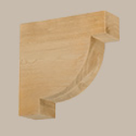 Fypon LLC - Corbel 12X12X4 Woodgrain