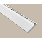 Fypon LLC - Moulding Base Trim 1-3/8X8-3/4X192 Smooth