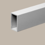 Fypon LLC - Qr Bottom Rail for Colonial Spindle 117-1/2IN Wht