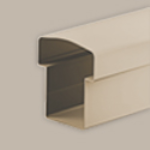 Fypon LLC - Qr Top Rail for Colonial Spindle 141IN Tan